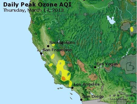 Peak Ozone (8-hour) - http://files.airnowtech.org/airnow/2013/20130314/peak_o3_ca_nv.jpg