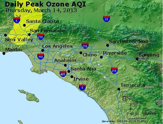 Peak Ozone (8-hour) - http://files.airnowtech.org/airnow/2013/20130314/peak_o3_losangeles_ca.jpg