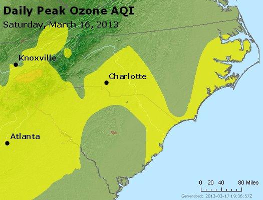 Peak Ozone (8-hour) - http://files.airnowtech.org/airnow/2013/20130316/peak_o3_nc_sc.jpg