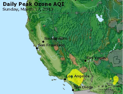 Peak Ozone (8-hour) - http://files.airnowtech.org/airnow/2013/20130317/peak_o3_ca_nv.jpg