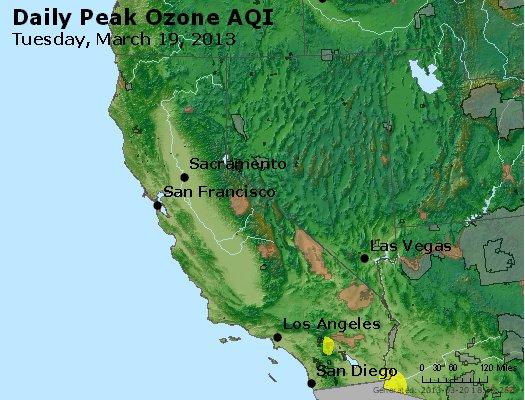 Peak Ozone (8-hour) - http://files.airnowtech.org/airnow/2013/20130319/peak_o3_ca_nv.jpg