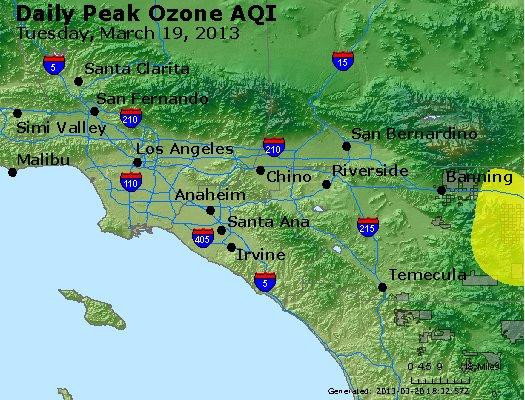 Peak Ozone (8-hour) - http://files.airnowtech.org/airnow/2013/20130319/peak_o3_losangeles_ca.jpg