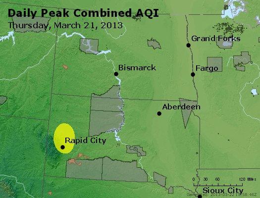 Peak AQI - http://files.airnowtech.org/airnow/2013/20130321/peak_aqi_nd_sd.jpg