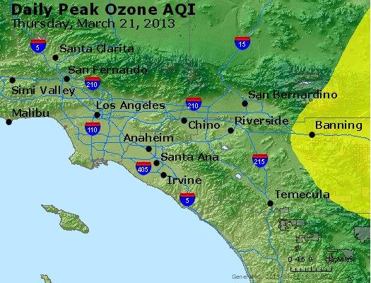 Peak Ozone (8-hour) - http://files.airnowtech.org/airnow/2013/20130321/peak_o3_losangeles_ca.jpg
