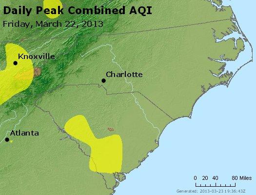 Peak AQI - http://files.airnowtech.org/airnow/2013/20130322/peak_aqi_nc_sc.jpg