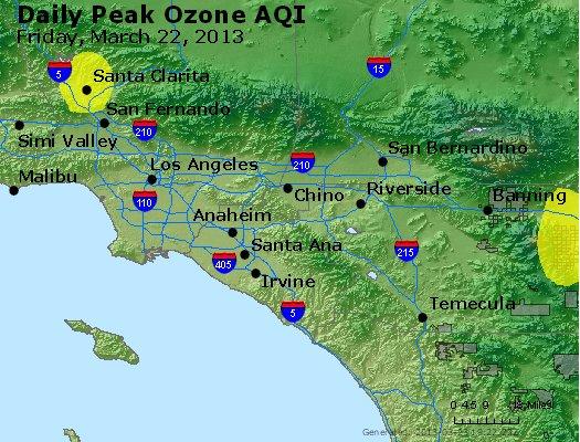 Peak Ozone (8-hour) - http://files.airnowtech.org/airnow/2013/20130322/peak_o3_losangeles_ca.jpg