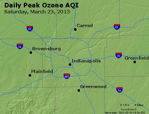 Peak Ozone (8-hour) - http://files.airnowtech.org/airnow/2013/20130323/peak_o3_indianapolis_in.jpg