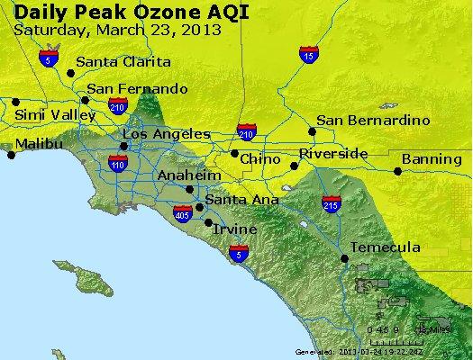Peak Ozone (8-hour) - http://files.airnowtech.org/airnow/2013/20130323/peak_o3_losangeles_ca.jpg