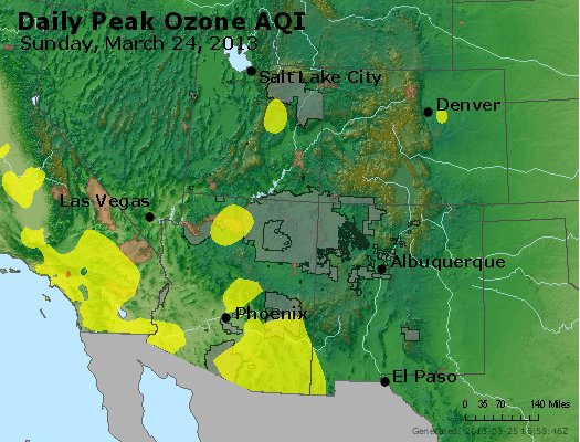 Peak Ozone (8-hour) - http://files.airnowtech.org/airnow/2013/20130324/peak_o3_co_ut_az_nm.jpg