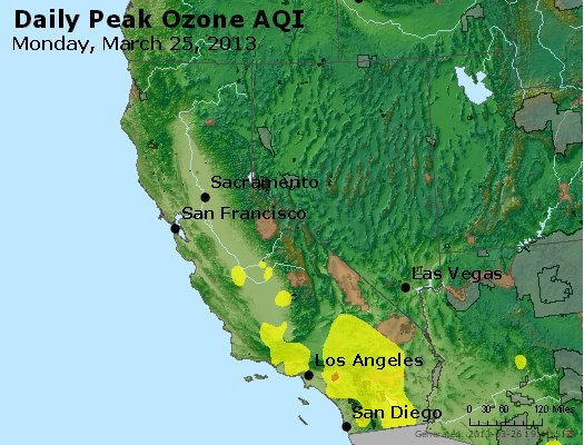 Peak Ozone (8-hour) - http://files.airnowtech.org/airnow/2013/20130325/peak_o3_ca_nv.jpg