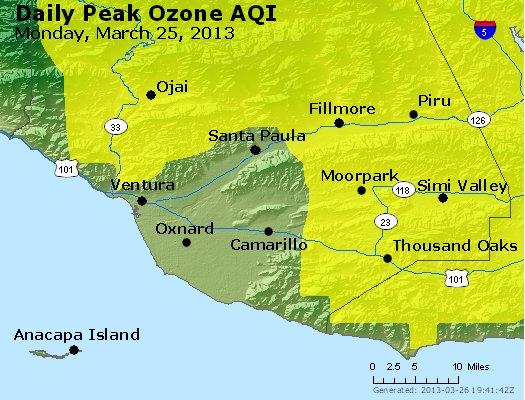 Peak Ozone (8-hour) - http://files.airnowtech.org/airnow/2013/20130325/peak_o3_ventura.jpg