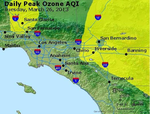 Peak Ozone (8-hour) - http://files.airnowtech.org/airnow/2013/20130326/peak_o3_losangeles_ca.jpg