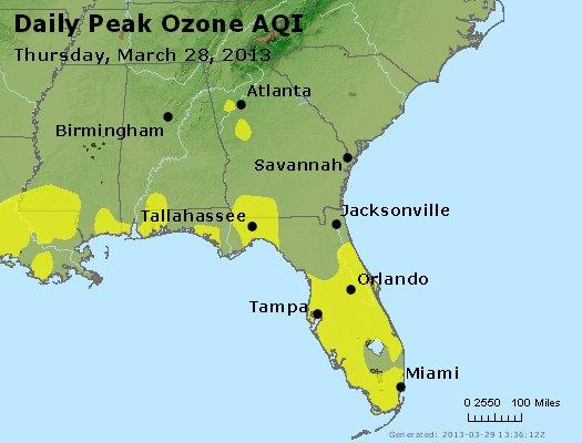 Peak Ozone (8-hour) - http://files.airnowtech.org/airnow/2013/20130328/peak_o3_al_ga_fl.jpg