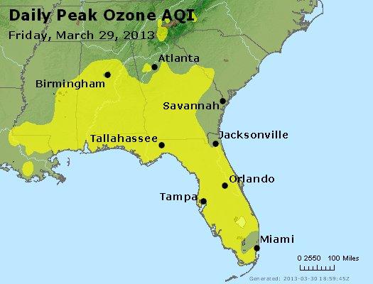 Peak Ozone (8-hour) - http://files.airnowtech.org/airnow/2013/20130329/peak_o3_al_ga_fl.jpg
