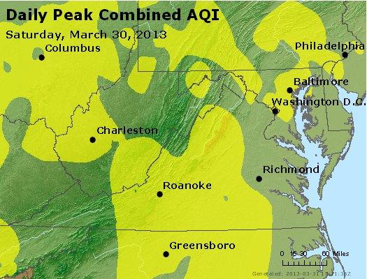 Peak AQI - http://files.airnowtech.org/airnow/2013/20130330/peak_aqi_va_wv_md_de_dc.jpg