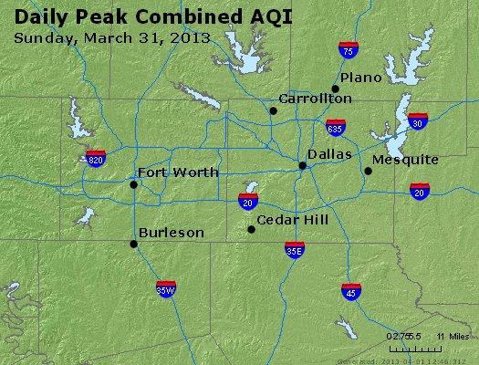 Peak AQI - http://files.airnowtech.org/airnow/2013/20130331/peak_aqi_dallas_tx.jpg