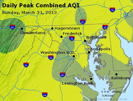 Peak AQI - http://files.airnowtech.org/airnow/2013/20130331/peak_aqi_maryland.jpg