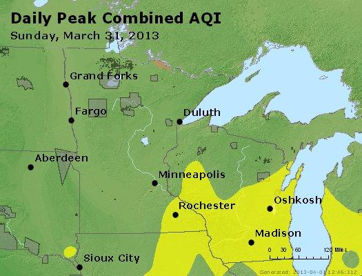 Peak AQI - http://files.airnowtech.org/airnow/2013/20130331/peak_aqi_mn_wi.jpg
