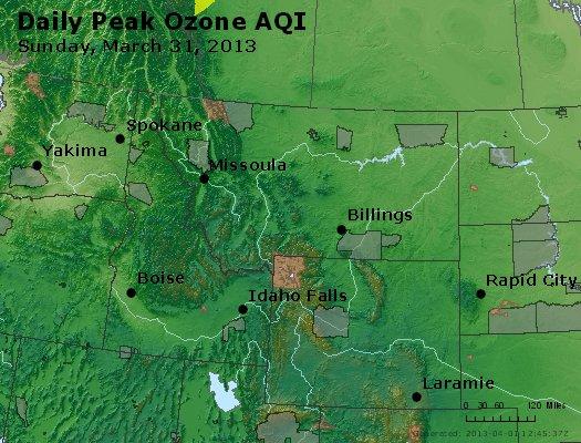 Peak Ozone (8-hour) - http://files.airnowtech.org/airnow/2013/20130331/peak_o3_mt_id_wy.jpg