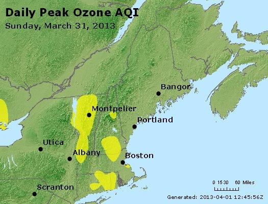 Peak Ozone (8-hour) - http://files.airnowtech.org/airnow/2013/20130331/peak_o3_vt_nh_ma_ct_ri_me.jpg