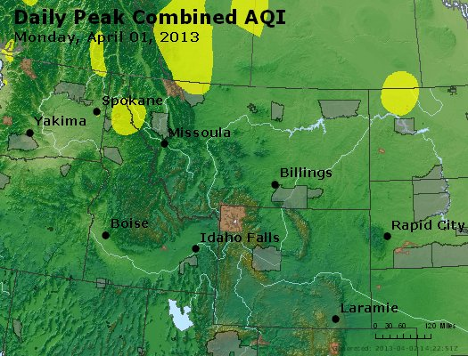 Peak AQI - http://files.airnowtech.org/airnow/2013/20130401/peak_aqi_mt_id_wy.jpg