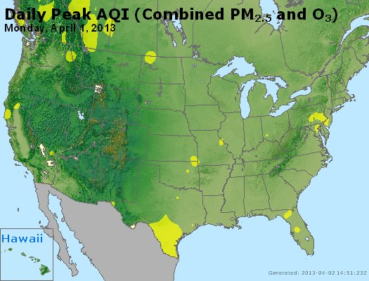 Peak AQI - http://files.airnowtech.org/airnow/2013/20130401/peak_aqi_usa.jpg