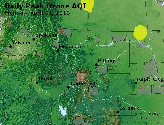 Peak Ozone (8-hour) - http://files.airnowtech.org/airnow/2013/20130401/peak_o3_mt_id_wy.jpg