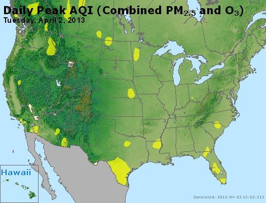 Peak AQI - http://files.airnowtech.org/airnow/2013/20130402/peak_aqi_usa.jpg
