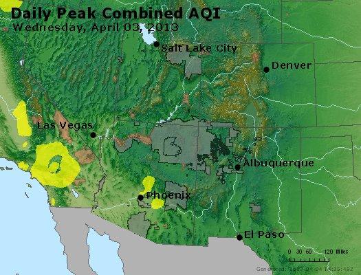 Peak AQI - http://files.airnowtech.org/airnow/2013/20130403/peak_aqi_co_ut_az_nm.jpg