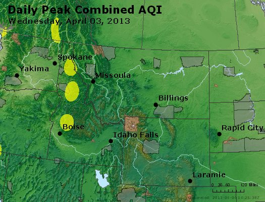 Peak AQI - http://files.airnowtech.org/airnow/2013/20130403/peak_aqi_mt_id_wy.jpg