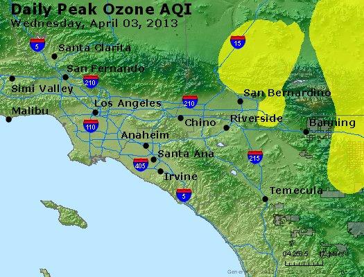 Peak Ozone (8-hour) - http://files.airnowtech.org/airnow/2013/20130403/peak_o3_losangeles_ca.jpg