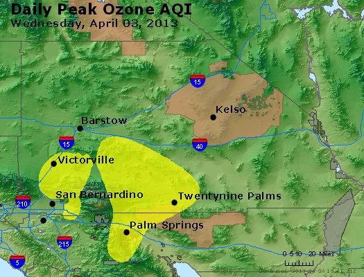 Peak Ozone (8-hour) - http://files.airnowtech.org/airnow/2013/20130403/peak_o3_sanbernardino_ca.jpg