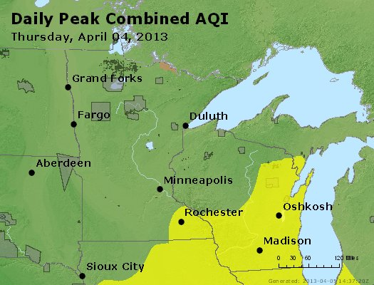 Peak AQI - http://files.airnowtech.org/airnow/2013/20130404/peak_aqi_mn_wi.jpg