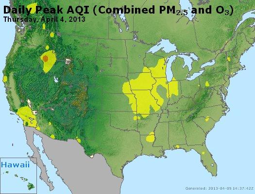 Peak AQI - http://files.airnowtech.org/airnow/2013/20130404/peak_aqi_usa.jpg