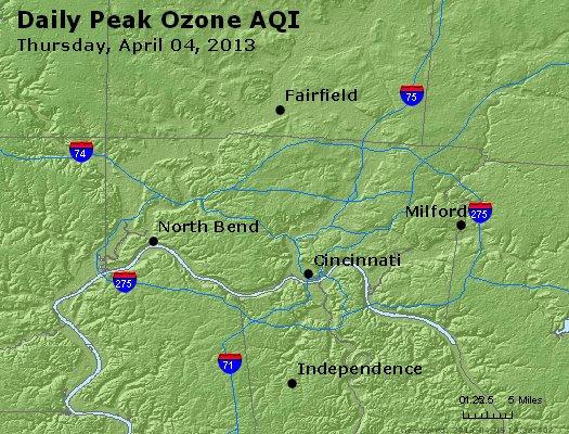 Peak Ozone (8-hour) - http://files.airnowtech.org/airnow/2013/20130404/peak_o3_cincinnati_oh.jpg