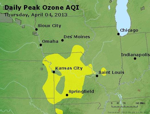 Peak Ozone (8-hour) - http://files.airnowtech.org/airnow/2013/20130404/peak_o3_ia_il_mo.jpg