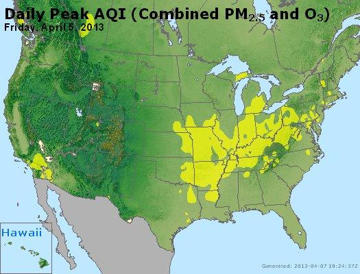 Peak AQI - http://files.airnowtech.org/airnow/2013/20130405/peak_aqi_usa.jpg