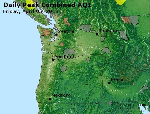 Peak AQI - http://files.airnowtech.org/airnow/2013/20130405/peak_aqi_wa_or.jpg
