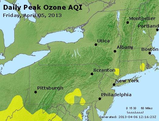 Peak Ozone (8-hour) - http://files.airnowtech.org/airnow/2013/20130405/peak_o3_ny_pa_nj.jpg