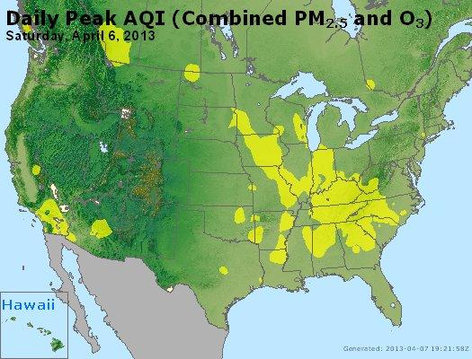 Peak AQI - http://files.airnowtech.org/airnow/2013/20130406/peak_aqi_usa.jpg