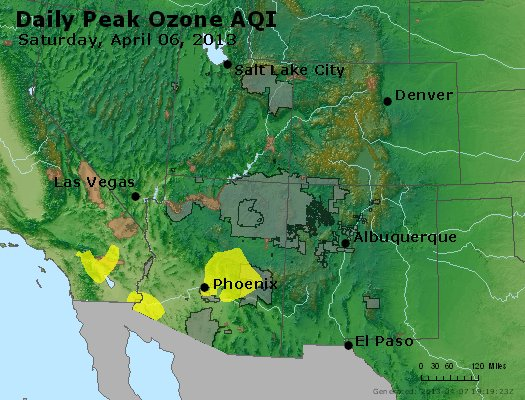 Peak Ozone (8-hour) - http://files.airnowtech.org/airnow/2013/20130406/peak_o3_co_ut_az_nm.jpg