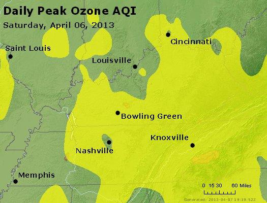 Peak Ozone (8-hour) - http://files.airnowtech.org/airnow/2013/20130406/peak_o3_ky_tn.jpg