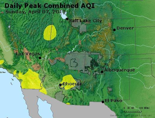 Peak AQI - http://files.airnowtech.org/airnow/2013/20130407/peak_aqi_co_ut_az_nm.jpg