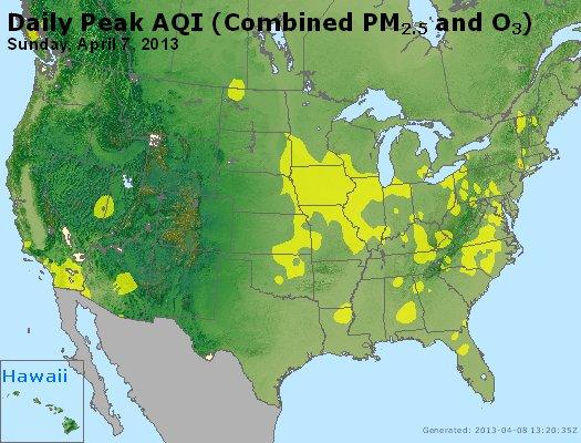 Peak AQI - http://files.airnowtech.org/airnow/2013/20130407/peak_aqi_usa.jpg