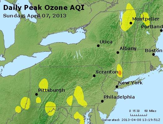 Peak Ozone (8-hour) - http://files.airnowtech.org/airnow/2013/20130407/peak_o3_ny_pa_nj.jpg