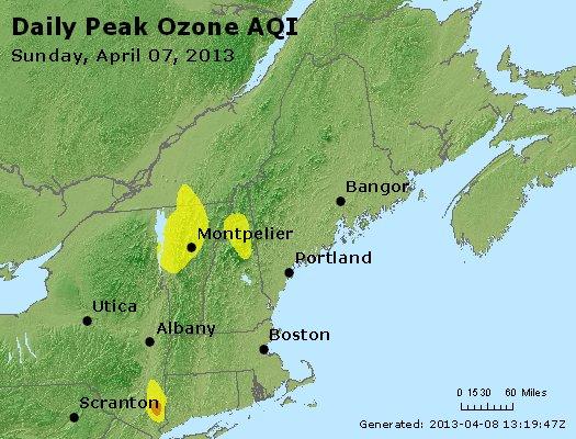 Peak Ozone (8-hour) - http://files.airnowtech.org/airnow/2013/20130407/peak_o3_vt_nh_ma_ct_ri_me.jpg