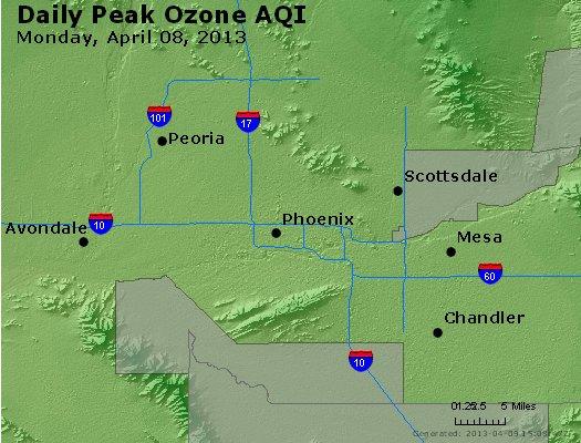 Peak Ozone (8-hour) - http://files.airnowtech.org/airnow/2013/20130408/peak_o3_phoenix_az.jpg
