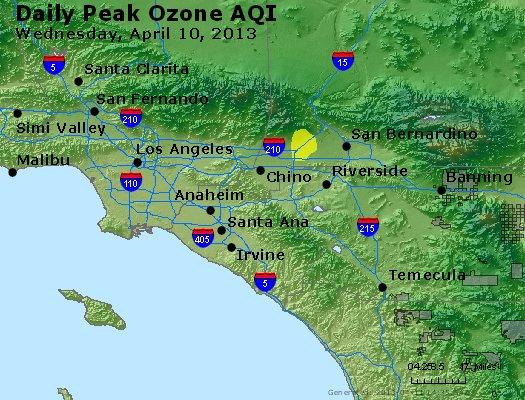 Peak Ozone (8-hour) - http://files.airnowtech.org/airnow/2013/20130410/peak_o3_losangeles_ca.jpg
