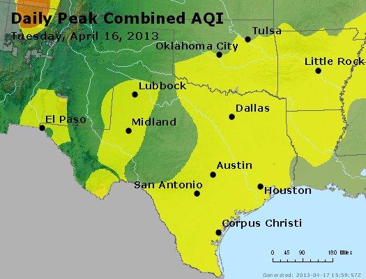 Peak AQI - http://files.airnowtech.org/airnow/2013/20130416/peak_aqi_tx_ok.jpg