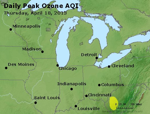 Peak Ozone (8-hour) - http://files.airnowtech.org/airnow/2013/20130418/peak_o3_mi_in_oh.jpg